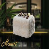 Komadni kolači :: Amadeus torta | kokos, mascarpone sir, bela čokolada|