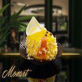 Komadni kolači :: Mango cake |mango, bela čokolada|