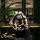 Komadni kolači :: Mozart kugla | pistači, čokolada|