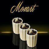Sitni kolači :: čašica bela masna | kokos, bela čokolada, badem|