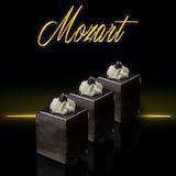 Sitni kolači :: Kremasta kocka|orah, lešnik, čokolada, vanila krem